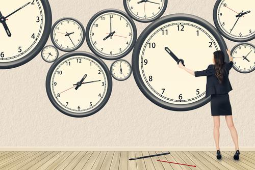 ビジネスで使える打合せやアポイントの言葉「お時間を頂く」の丁寧・敬語表現